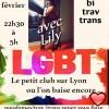 soirée mixte Bi sexe travs trans & atelier de maquillage