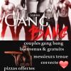 soirée gang bang pluralité ( couples GB gratuit )